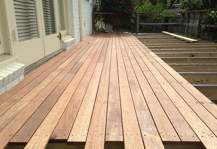 Mt Waverley Deck